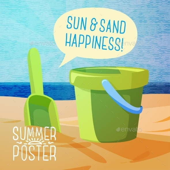 GraphicRiver Summer Poster 11194423