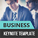 Business Keynote Template - GraphicRiver Item for Sale