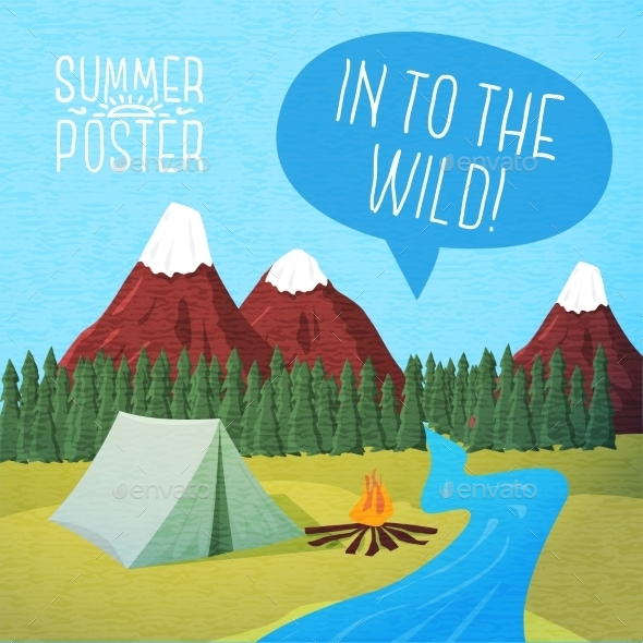 GraphicRiver Summer Poster 11194430