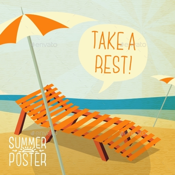 GraphicRiver Summer Poster 11194453