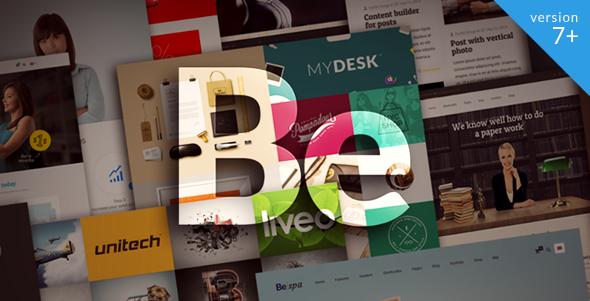 BeTheme - Responsive Multi-Purpose WordPress Theme - Business Corporate