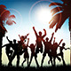 Summer Party Background - GraphicRiver Item for Sale
