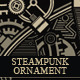 SteamPunk Ornament - GraphicRiver Item for Sale