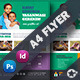 Charity Flyer Templates - GraphicRiver Item for Sale