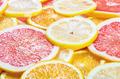 background with citrus-fruit of Fresh fruit slices - PhotoDune Item for Sale