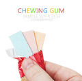 chewing gum in hand isolated - PhotoDune Item for Sale