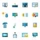 Program Development Icons Set - GraphicRiver Item for Sale