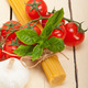 Italian basic pasta ingredients - PhotoDune Item for Sale