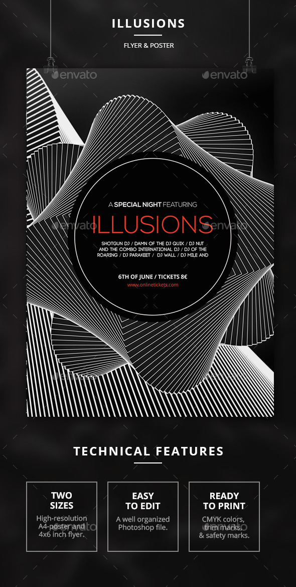 GraphicRiver Illusions 11155380