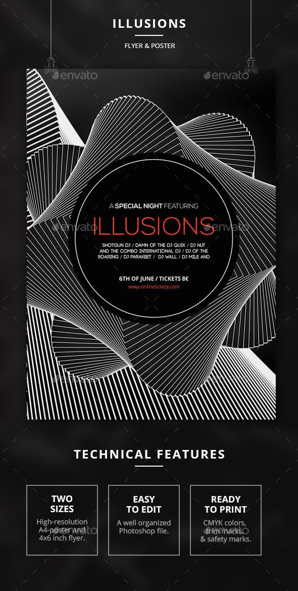 GraphicRiver Illusions 11155380