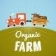 Organic Farm Poster - GraphicRiver Item for Sale
