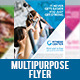 Multipurpose Flyer - GraphicRiver Item for Sale