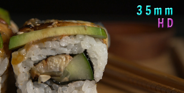 VideoHive Dragon Rolls Sushi 03 11199793
