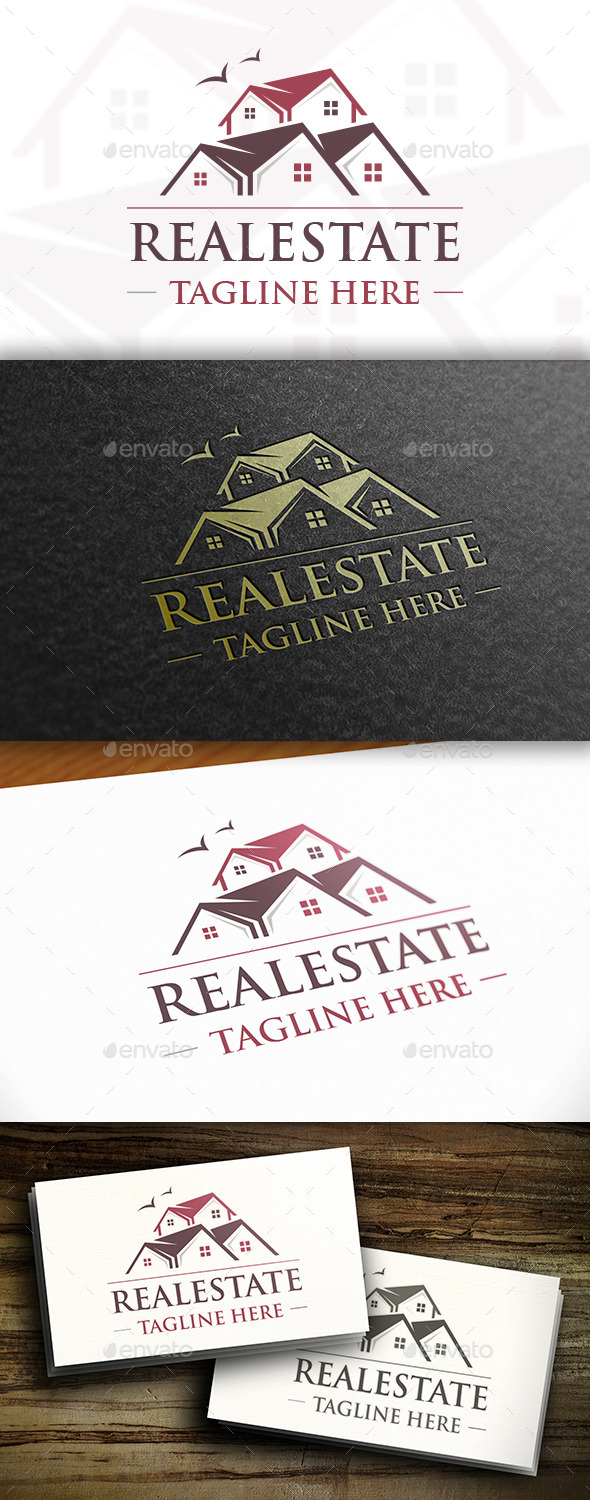 GraphicRiver Real Estate Brand 11200154