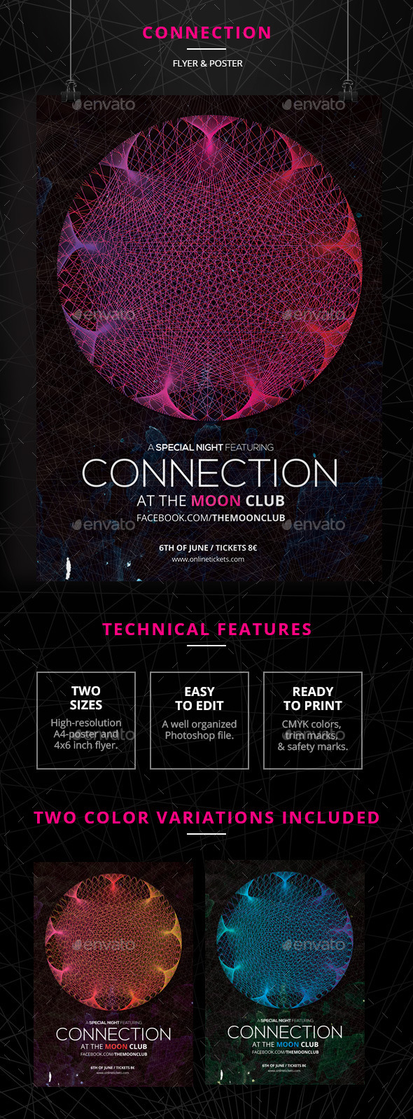 GraphicRiver Connection 11200475