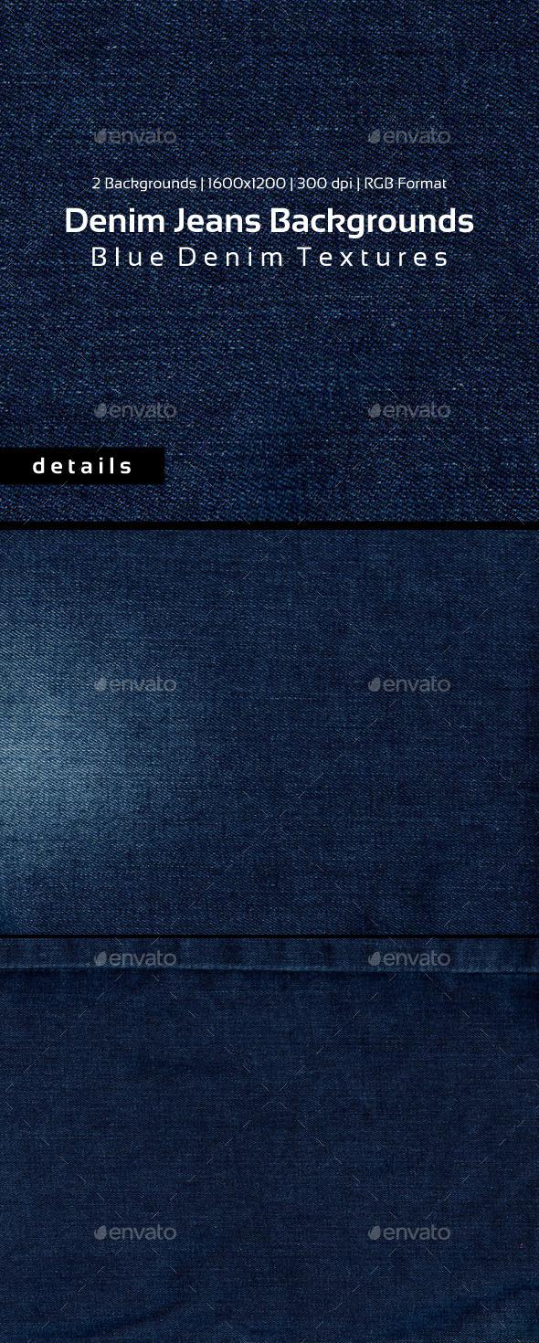 GraphicRiver Denim Jeans Textures 11200518