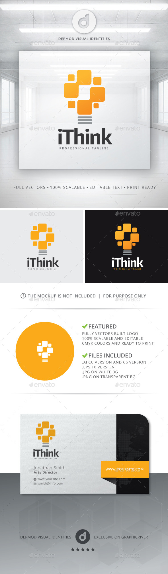 GraphicRiver iThink Logo 11200717
