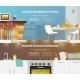 Kitchen Furniture Banner - GraphicRiver Item for Sale