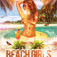 Beach Girls Party Flyer  - GraphicRiver Item for Sale