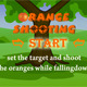 Orange shooting game - ActiveDen Item for Sale