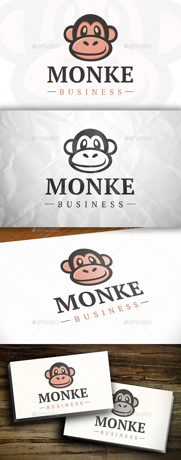 GraphicRiver Monkey 11201263