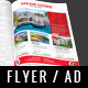 Realestate Flyer / Magazine AD - GraphicRiver Item for Sale