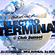 Electro Terminal Party Flyer - GraphicRiver Item for Sale