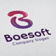 Boesoft - B Letter Logo  - GraphicRiver Item for Sale
