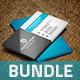 Corporate Business Card Bundle - GraphicRiver Item for Sale