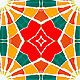 5 Multicolored Geometric Patterns - GraphicRiver Item for Sale