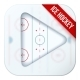 Ice Hockey App  - GraphicRiver Item for Sale