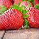 strawberries closeup - PhotoDune Item for Sale