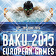European Games - GraphicRiver Item for Sale