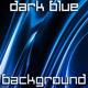 Glowing Dark Blue Animation
