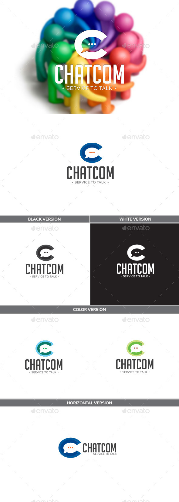 GraphicRiver Chatcom 11203656