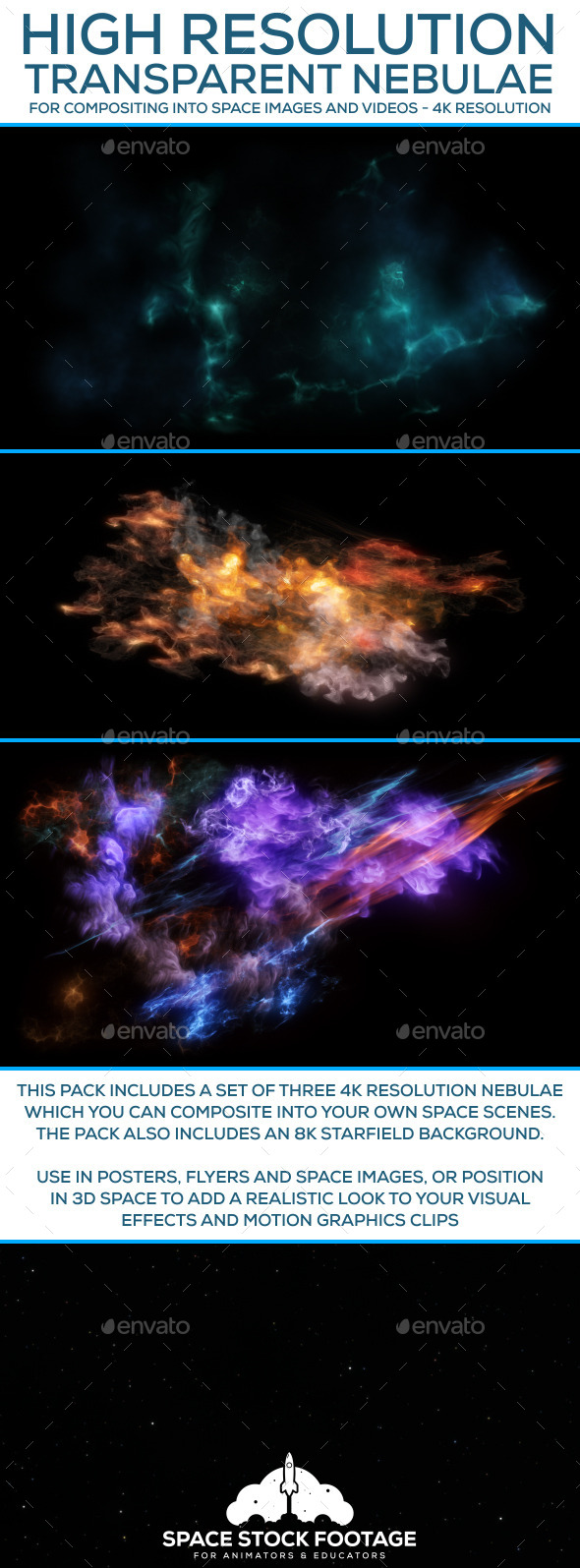 GraphicRiver Nebula Pack 11203671