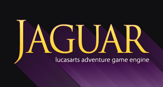 Jaguar - LucasArts Adventure Game Engine