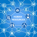Human Resources Concept - PhotoDune Item for Sale
