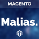 Malias -  Responsive Magento Theme - ThemeForest Item for Sale