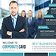 Corporate Postcard Print Templates - GraphicRiver Item for Sale
