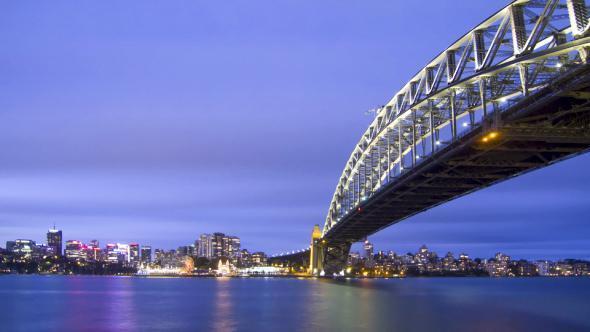 VideoHive Sydney Harbor Bridge 11206065