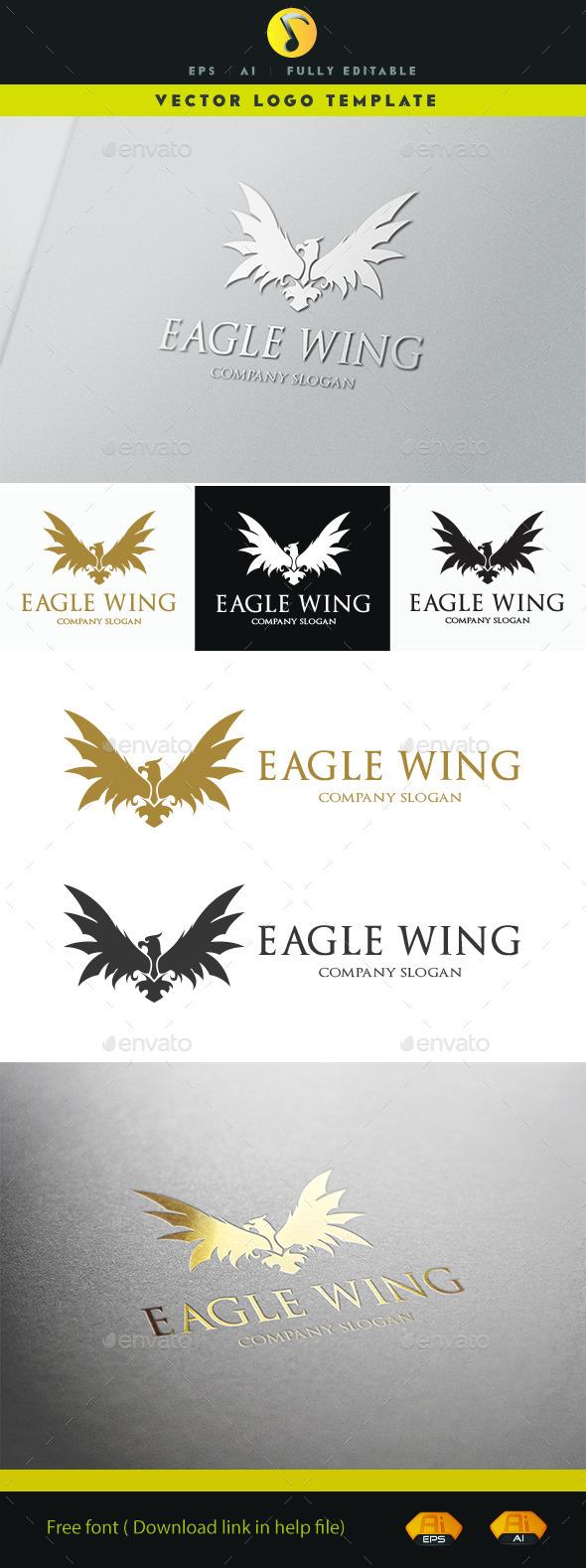 GraphicRiver Eagle Wing 11206410