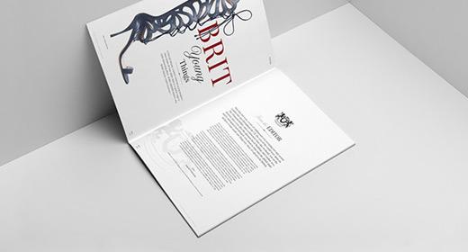 Brochure, Magazine, Catalog Mock-ups by GrafAS