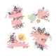 Spring Congratulatory Background. - GraphicRiver Item for Sale
