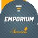 Emporium – Creative and Elegant Template  Free Download
