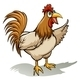 Rooster - GraphicRiver Item for Sale