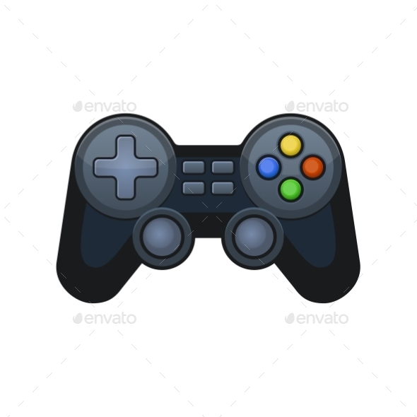 GraphicRiver Gamepad Joypad 11207567