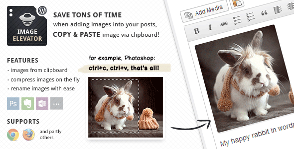 Image Elevator for Wordpress - CodeCanyon Item for Sale
