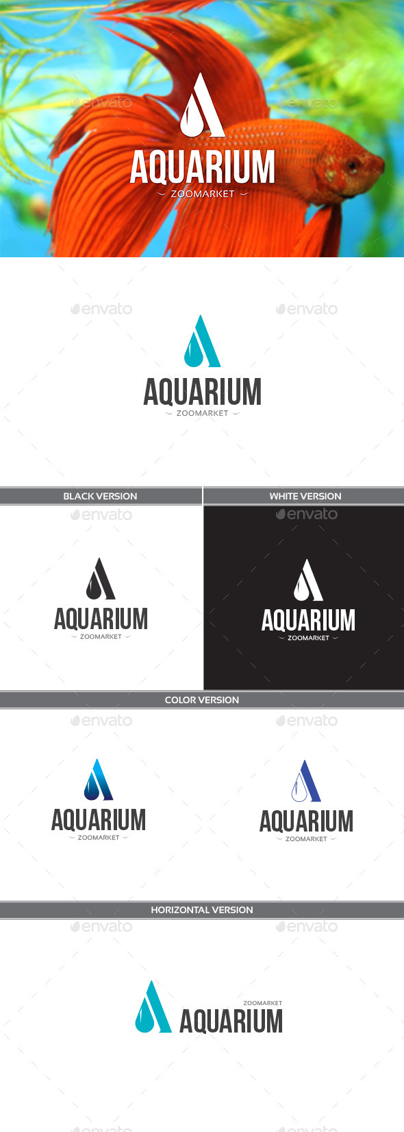 GraphicRiver Aquarium 11207790