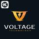 Storm Voltage Logo - GraphicRiver Item for Sale